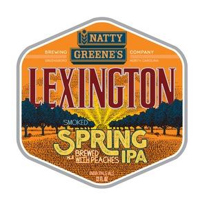 Natty Greene's Brewing Co. Lexington Spring IPA