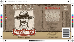 The Colombian Coffee Stout