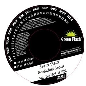 Green Flash Brewing Company Short Stack