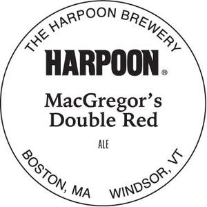 Harpoon Macgregor's Double Red