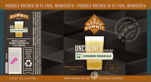 Summit Brewing Company Zingiber Cream Ale