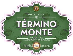 Sesma Brewing Co. Termino Monte