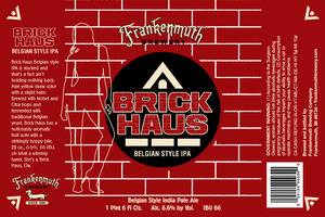 Frankenmuth Brick Haus
