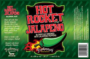 Frankenmuth Hot Rocket Jalapeno