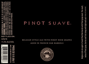 Deschutes Brewery Pinot Suave