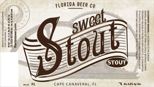 Florida Beer Company Sweet Stout