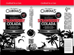 Clubtails Straberry Colada