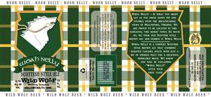Wild Wolf Brewing Company Whoa Nelly