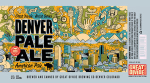 Great Divide Brewing Company Denver Pale Ale
