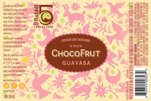 5 Rabbit Chocofrut Guayaba