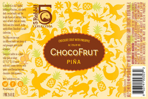 5 Rabbit Chocofrut PiÑa