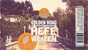 Golden Road Hefeweizen