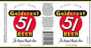 Goldcrest 51