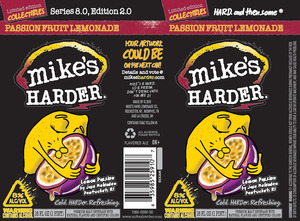 Mike's Harder Pasionfruit Lemonade