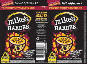 Mike's Harder Passionfruit Lemonade
