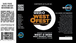 West O Westofest