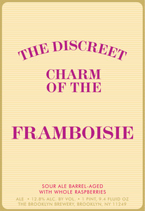 Brooklyn The Discreet Charm Of The Framboisie