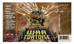 Barrel-aged War Tortoise