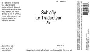 Schlafly Le Traducteur