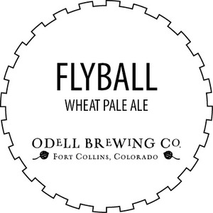 Odell Brewing Company Flyball Wheat Pale Ale