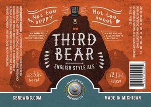 Saugatuck Brewing Company Third Bear