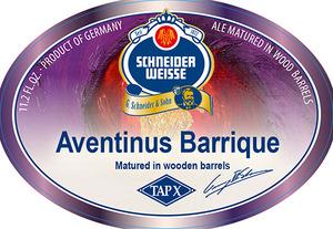 Schneider Weisse Aventinus Barrique