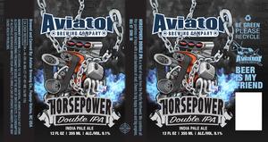 Aviator Brewing Company Horsepower