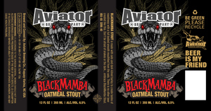 Aviator Brewing Company Blackmamba