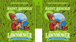 Saint Arnold Brewing Company Fancy Lawnmower