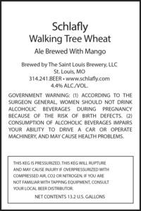 Schlafly Walking Tree Wheat