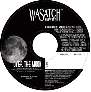 Wasatch Brewery Over The Moon