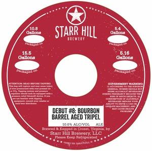 Starr Hill Barrel Aged Tripel