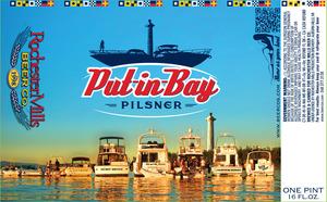 Rochester Mills Put In Bay Pilsner