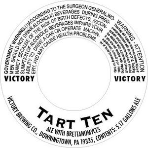 Victory Tart Ten