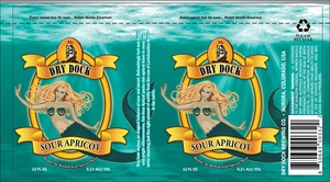 Dry Dock Brewing Sour Apricot