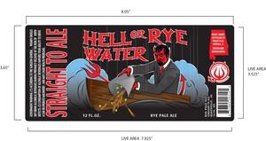 Hell Or Rye Water Rye Pale Ale