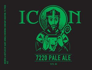 Saint Arnold Brewing Company 7220 Pale Ale