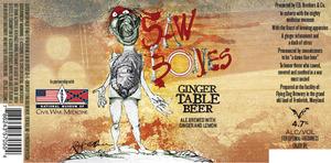 Flying Dog Saw Bones Ginger Table Beer