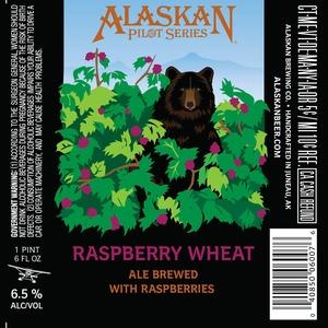Alaskan Raspberry Wheat