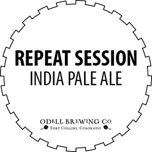 Odell Brewing Company Repeat Session India Pale Ale