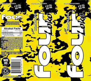 Four Loko Lemonade