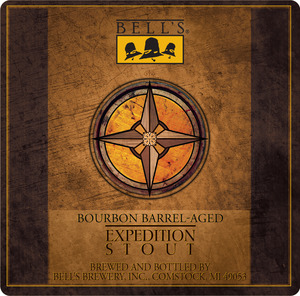 Bell's Bourbon Barrel Aged Expedition