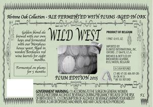 Alvinne Oak Collection Wild West Plum Edition