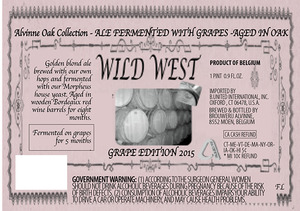 Alvinne Oak Collection Wild West Grape Edition