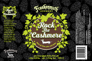 Frankenmuth Rock The Cashmere