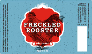 Finnegans Brewing Company Freckled Rooster