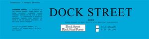 Dock Street Dock Street Black Pearl Porter