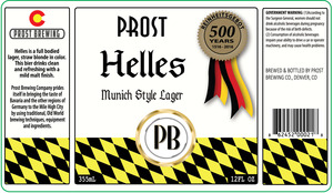 Prost Helles