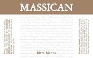 Massican Birra Bianca