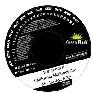 Green Flash Brewing Company Steambock